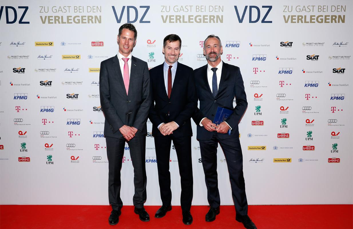 VDZ Publishers' Night 2016