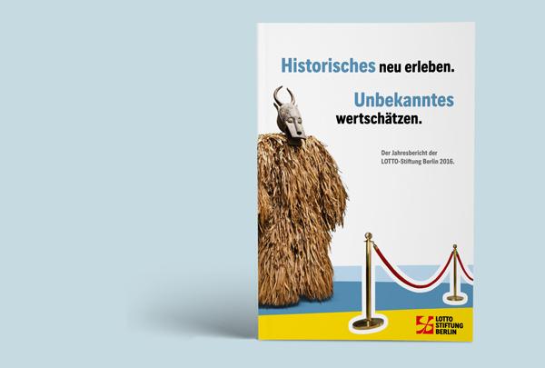 LOTTO Berlin | Stiftungsbericht